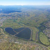 渡良瀬遊水地写真